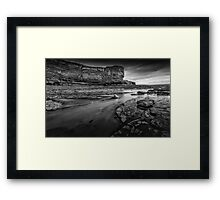 Dunraven bay Welsh Heritage Coast Framed Print