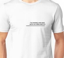 I've invented.. T-Shirt