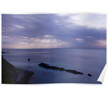 Moonlight over Man of War Bay  Poster