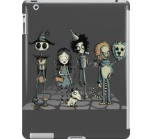Burtons of oz iPad Case/Skin