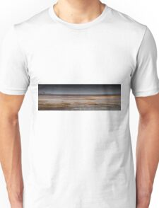 Whitford Burrows and lighthouse Unisex T-Shirt
