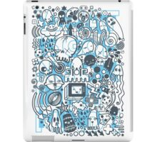 What is going on in my mind! iPad Case/Skin