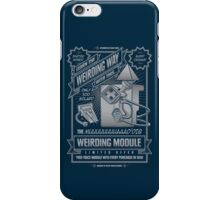 Weirding... iPhone Case/Skin