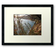 Le Cinque Terre, Liguria Framed Print