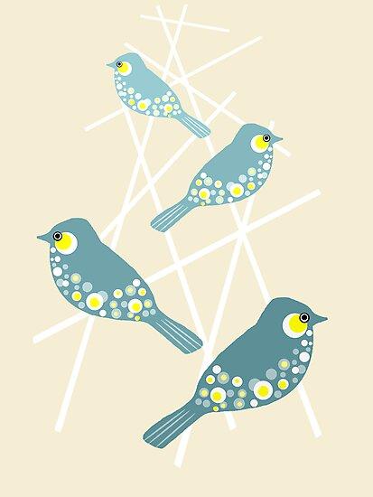 Twittering by littlearty