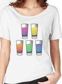 5 Shooters  Women's Relaxed Fit T-Shirt