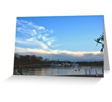 Lakescape 2 Greeting Card