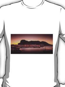 Dawn at Gibraltar T-Shirt