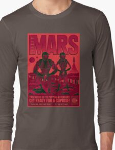 Visit Mars Long Sleeve T-Shirt