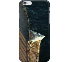 HMAS Sydney Prow, North Sydney, Australia 2005 iPhone Case/Skin