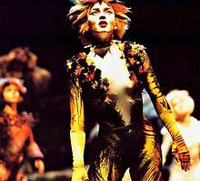 Cats the Musical - Demeter by sansasnark