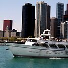 Chicago boat tour by Kittin
