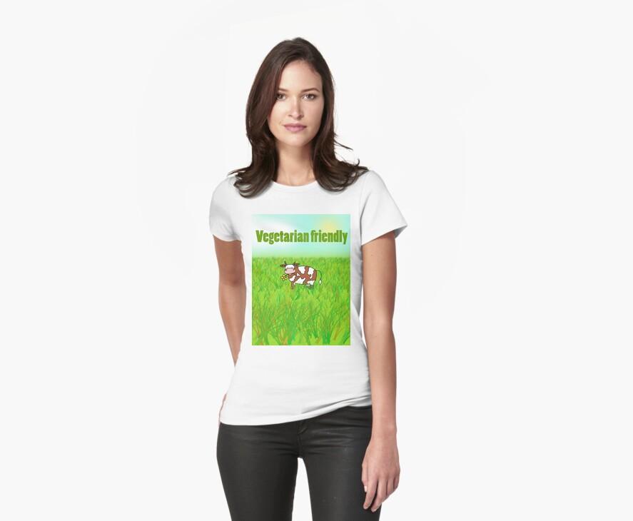 Vegetarian friendly by emma schmitt
