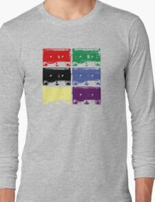 Tapes 'n' Tapes. Long Sleeve T-Shirt