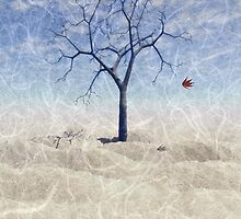 When the last leaf falls by John Edwards