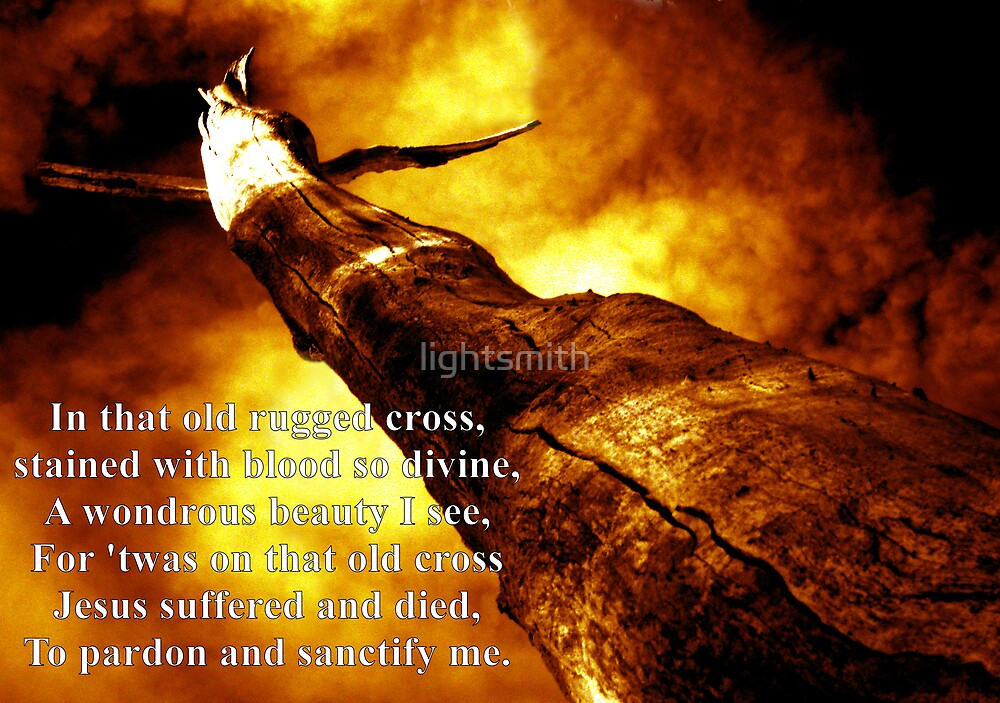 The Old Rugged Cross (with words) by lightsmith