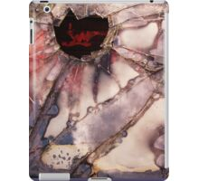 Fractured View - Red iPad Case/Skin