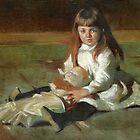 Sargent Girl by Josef Rubinstein