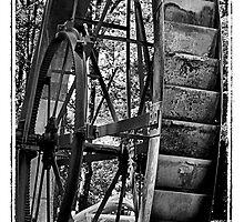 Water Wheel by MsMichelleD