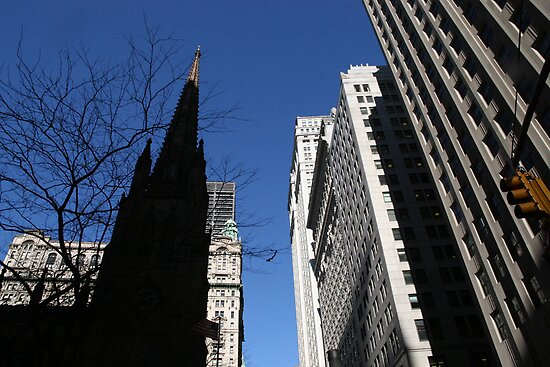 Trinity Church by Fran0723