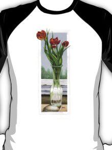 """""""Three Tulips"""" T-Shirt"""