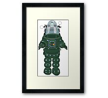 Big Bot  Framed Print