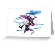 Epic Jinx Greeting Card