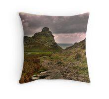 Castle Rock 1 Throw Pillow