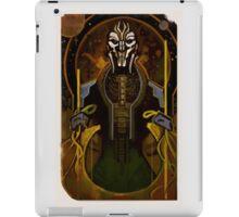 Tarot Card - Adrien Victus iPad Case/Skin
