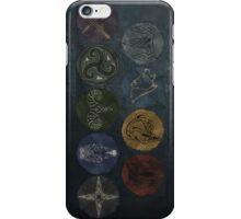 Skyrim City Seals iPhone Case/Skin