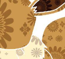 Floral Eevee Sticker