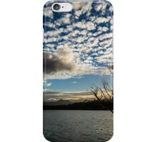 Lake sunset iPhone Case/Skin