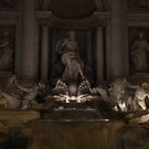Fontana Di Trevi by Shane Walton