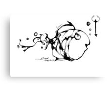 cool sketch 55 Canvas Print
