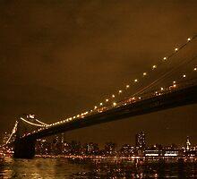 Brooklyn Brigde by RDJones