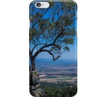 Precarious tree iPhone Case/Skin