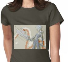 Big Sword Womens Fitted T-Shirt