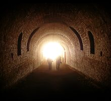 Paradigm - tunnel of life... by Nuh Sarche