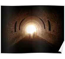 Paradigm - tunnel of life... Poster