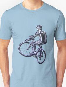 Alien Cyclist T-Shirt
