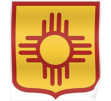 New Mexico National Guard Poster