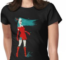 She's a Lady Womens Fitted T-Shirt