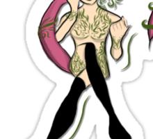 Zelda Bithday Card: Great Fairy Wishes Sticker