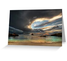 Skybreak Greeting Card