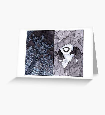 Dörfler 81A Greeting Card