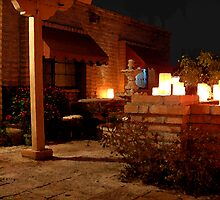 Luminarias de Casa by Douglas Vance