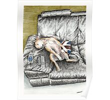 The Couch Potato Poster