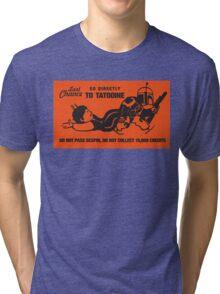 Last Chance for Han Tri-blend T-Shirt