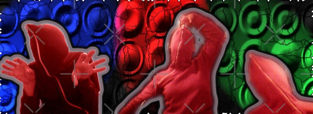 Gimp Dance by Gal Lo Leggio