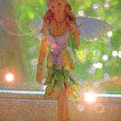 Fairy in the window by tkrosevear